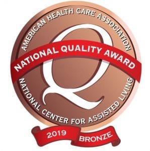 AHA Bronze Award